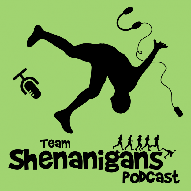 Team Shenanigans Podcast - the running podcast that puts fun in your run