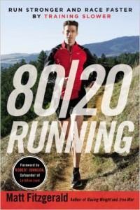 80/20 Running by Matt Fitzgerald