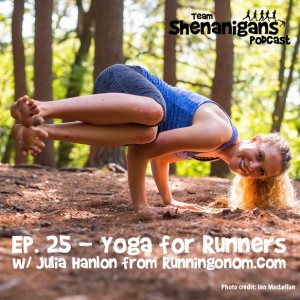 Yoga for Runners with Julia Hanlon