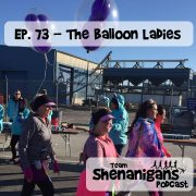 Balloon Ladies