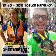 2017 Boston Marathon Recap