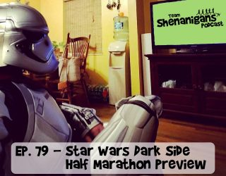 2017 Star Wars Dark Side Half Marathon Weekend Preview