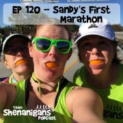 Sandys First Marathon