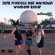 2018 Princess Half Marathon Weekend Recap