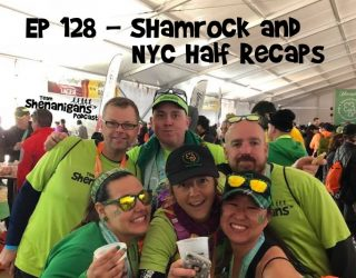 Shamrock and NYC Half Recaps