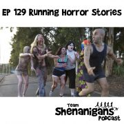 Running Horror Stories