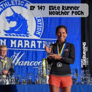 Elite Runner Heather Pech